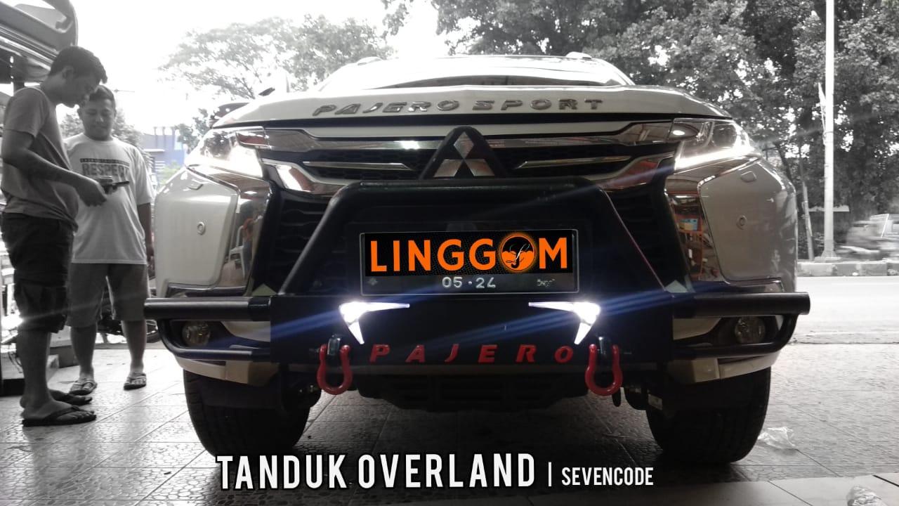 Tanduk Overland Sevencode Pajero Sport